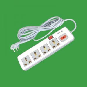 1 + 4 Power Strip