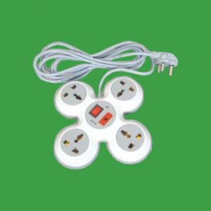 1 + 4 Power Strip (Spinner)