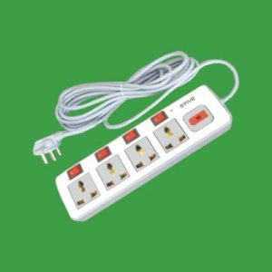 4 + 4 power strip