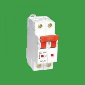 Isolator Double Pole (DP)