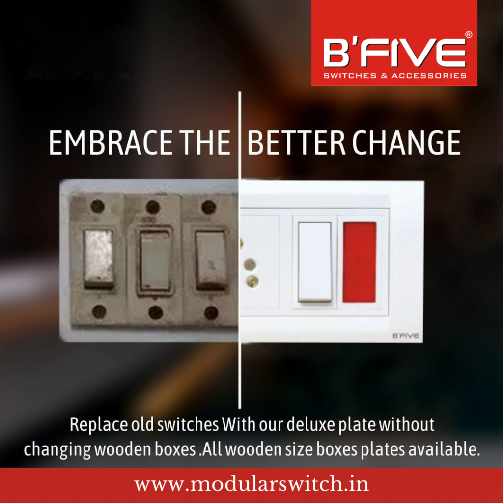 7 Tips to seek out the proper Modular Switches for Residential and Commercial Use